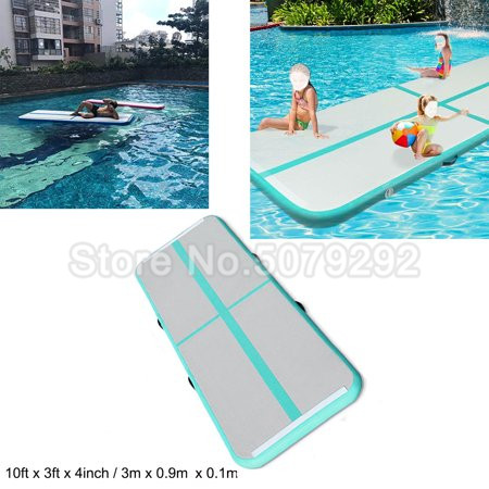 1-3m Gymnastics Air Track Mini Size Inflatable Air Track Mat With Pump DWF Inflatalbe Air Track Mats Home Use Air Mats Promotion
