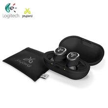 Yeni Logitech Jaybird çalışma koşu için gerçek kablosuz kulaklık güvenli Fit su geçirmez ve ter geçirmez özel 12 saat ses