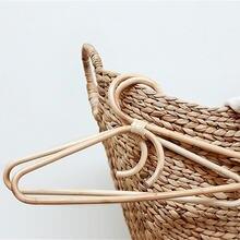 Детская ротанга вешалка для одежды шкаф экономии пространства