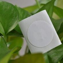 10 шт./лот IC карта наклейка 13,56 MHz ISO14443A S50 NFC Наклейка универсальная этикетка