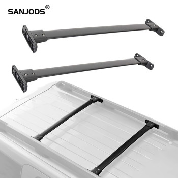 SANJODS Car Roof Rack For Nissan Pathfinder 2005 2006 2007 2008 2009 2010 2011 2012 Pair OEStyle Aluminum Roof Rack Top CrossBar roof rack boxes side rails bars luggage carrier a set for nissan qashqai 2008 2014 2009 2010 2011 2012 2013