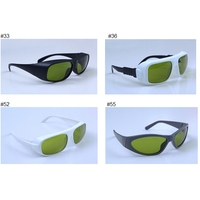 1064nm 레이저 안전 안경 반도체 및 고출력 nd: yag 레이저 보호