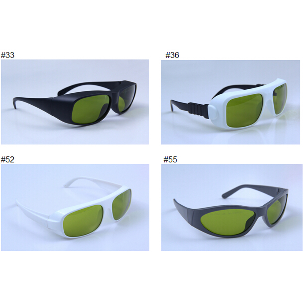 1064nm Laser Safety Glasses Semiconductor And High Power ND:YAG Laser Protection