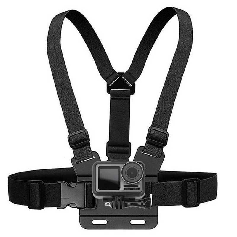Chest Body Strap Mount Belt Holder For Dji Osmo Action Camera Gopro Hero