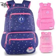 Disney Children Schoolbag Kids Princess Backpack Girls Pink  School Bags Kids Lovely Backpack   bookbag