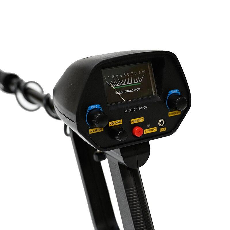 MD4080 ЖК-дисплей блок управления для профессионального подземного металлоискателя сканер Finder Gold Digger Treasure Hunter