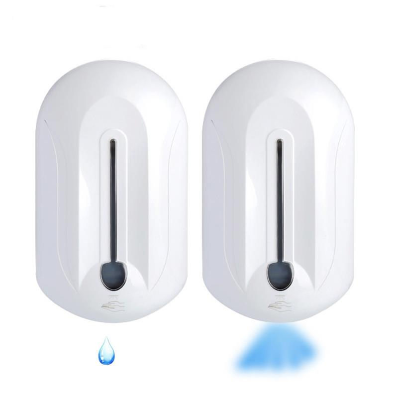 New Automatic Liquid Soap  1.1L Dispenser Wall Mounted Hotel & Kitchen, House, Airport