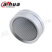 Microphone Alarm-Camera Audio Pickup HIKVISION Dahua DH-HSA200 for And Hi-Fidelity