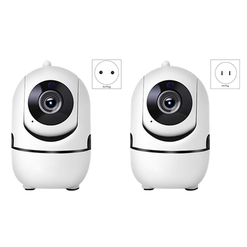 720P Monitor, Wireless Wifi Mobile Phone Cloud Remote High-Definition Baby Monitor Suitable for Home