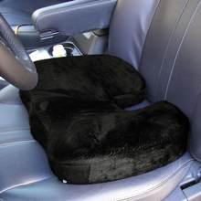 Almofada de assento de carro viagem respirável assento almofada em forma de u assento acessórios memória ortopédico almofada automovil suporte do carro fo a9c9