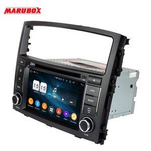 "Image 3 - Marubox KD7054 רכב נגן DVD עבור מיצובישי פאג רו IV 2006 +, 7 ""מסך IPS עם DSP, GPS ניווט, Bluetooth, Wifi, אנדרואיד 10"