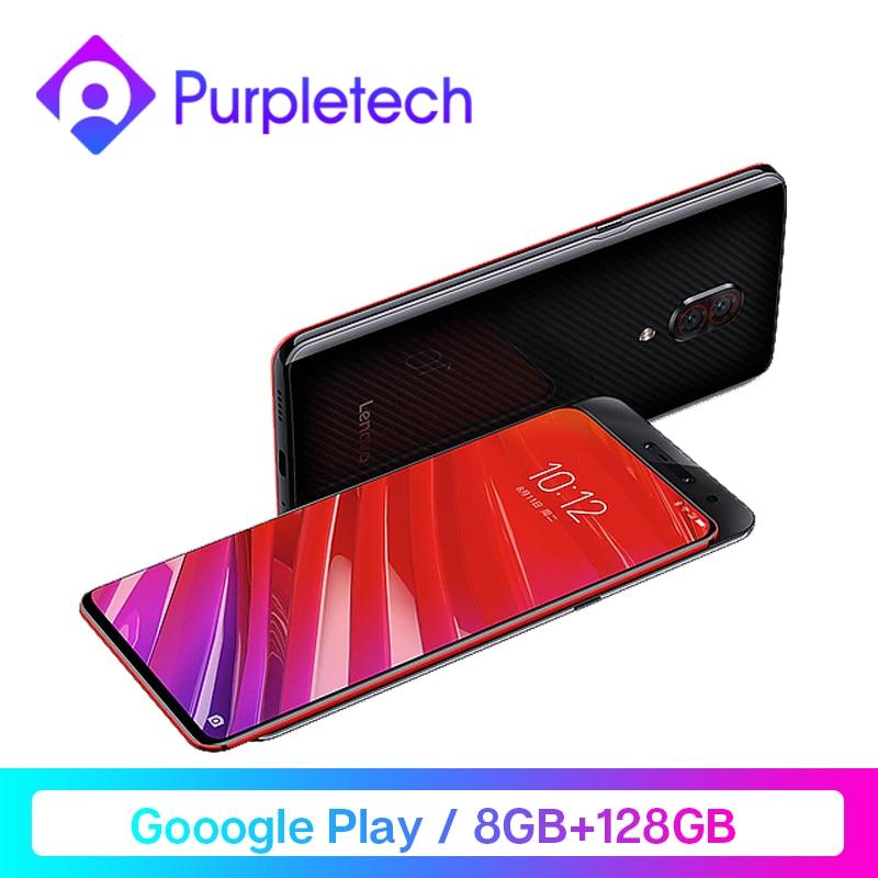 2019 Global ROM Lenovo Z5 Pro GT Smartphone 8GB RAM 256GB Snapdragon 855 ROM 24MP Camera 6.39'' In-Screen Fingerprint