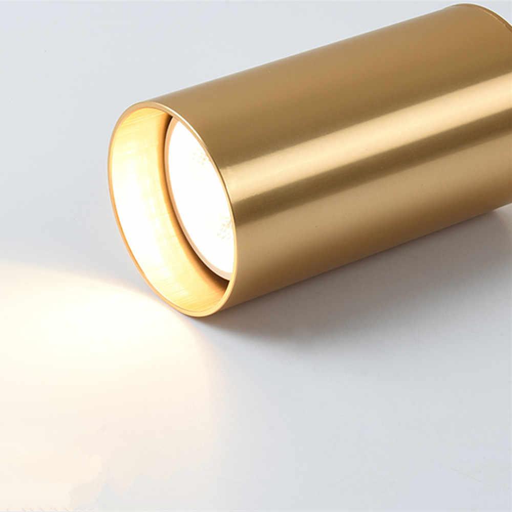 [DBF]360 زاوية قابل للتعديل LED ضوء السقف 7 واط GU10 LED لمبة الدافئة/الباردة نجفة بيضاء بقعة ضوء للمطبخ الموافقة المسبقة عن علم التلفزيون الخلفية