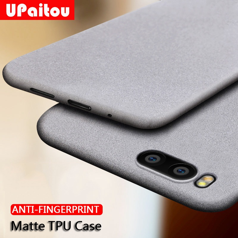 Upaitou Cover Anti-Fingerprint-Case Lite Mi-Note Cc9e Xiaomi Ultra-Thin A1 Plus For 9T