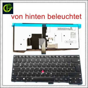 GR DE German Backlit Keyboard for lenovo ThinkPad L440 L450 L460 L470 T431S T440 T440P T440S T450 T450S e440 e431S T460 deutsch
