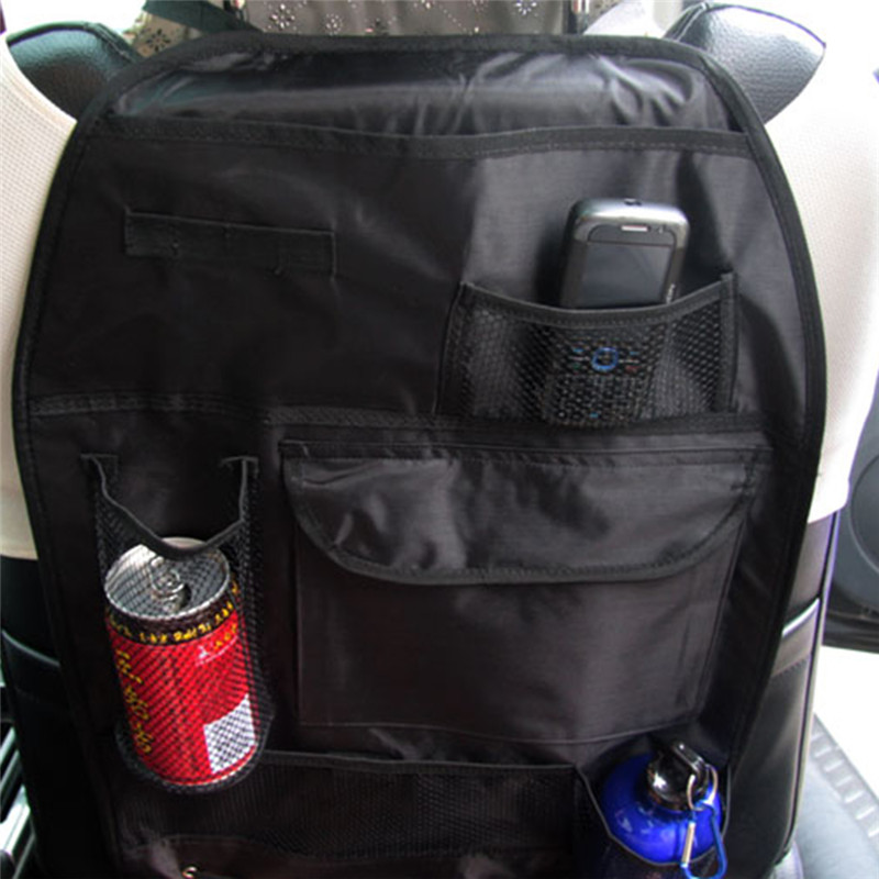 Organizer Holder Storage-Bag Car-Accessories Auto-Covers Back-Seat Interior Travel Multi-Pocket