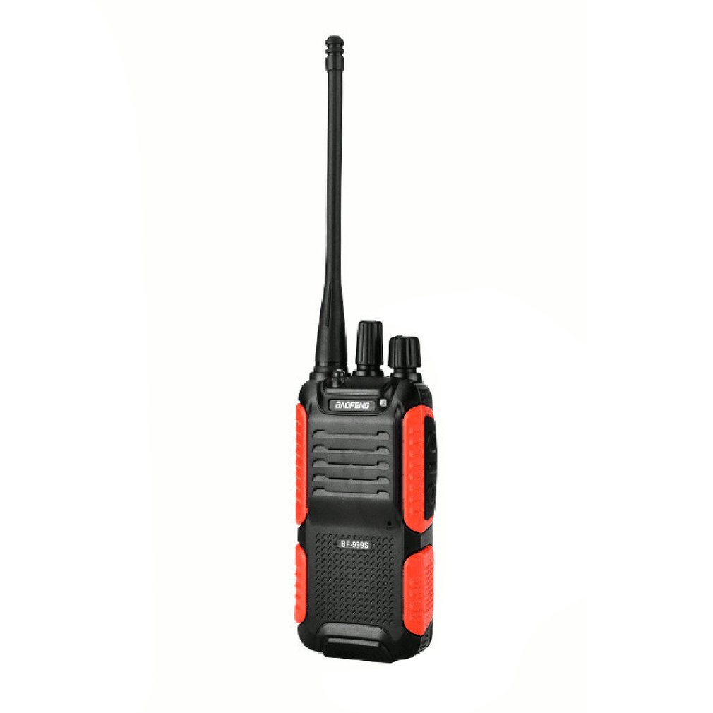 BF-999S UHF 400-470MHz Walkie Talkie Radio Interphone Tansceiver Single Band 2 Way Radio Interphone