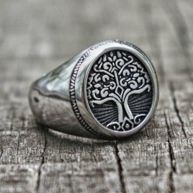 Bague arbre de vie  1
