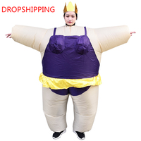 Purim Halloween Christumas Inflatable Ballerina Dancer Costumes Women Airblown Hula Fancy Dresses Adult Fat Funny Suits Outfits