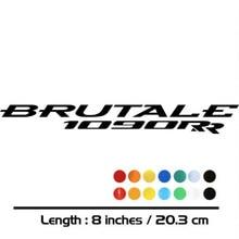 Decals Moto-Sticker Mv Agusta for BRUTALE1090RR 2-X-New-Sales Notebook-Luggage-Helmet