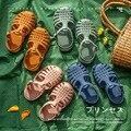 Sommer Kinder Sandalen Baby Mädchen Kleinkind Weiche Nicht-rutsch Prinzessin Schuhe Kinder Koreanischen Stil Strand Schuhe Jungen Casual Römischen hausschuhe