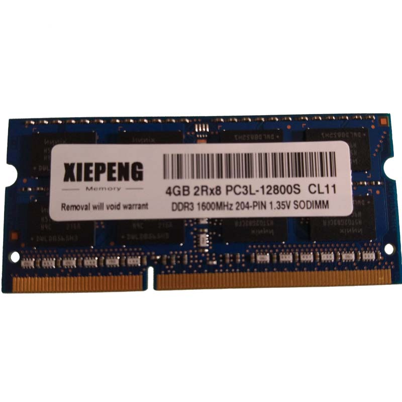 for <font><b>HP</b></font> ENVY 23-d150xt 23-d160qd d201in 23-d290 23se-d394 All In One <font><b>4GB</b></font> DDR3 1600MHz PC3-12800 <font><b>RAM</b></font> 8G 2Rx8 PC3 10600 1333 Memory image