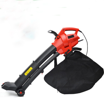 Outdoor Garden Leaf Blower & Vacuum - Powerful 3000 Watt with 10m cable variable speed