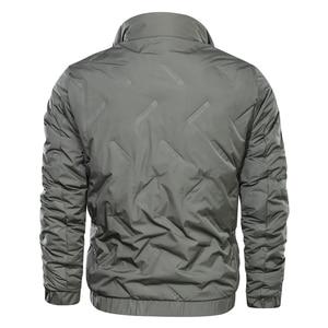 Image 3 - Militär Jacke Männer Taktische Bomber Jacken Casual Outwear Mens 2020 Neue Herbst Winter Baseball Mäntel Männlichen Outdoor Windjacke