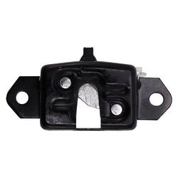 1 sztuk czarny tylna klapa samochodu blokada tylna klapka blokada tylne drzwi blokada dla Nissan Navara D40 2004 2012 90503 JT30A 90503 EB700 w Osłony zabezpieczające zamek od Samochody i motocykle na