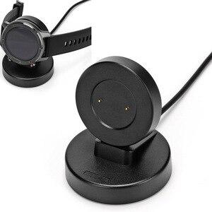 Image 1 - Dock şarj tabanı USB şarj kablosu adaptörü için standı tutucu Huawei GT 2/2e GS pro onur sihirli saat rüya Magic2 42mm /46mm