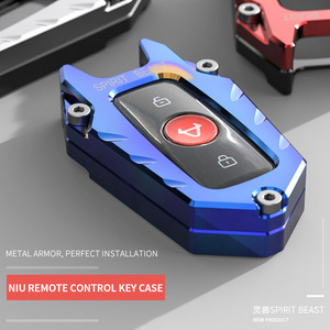 Spirit Beast Motorcycle Remote Control Case Key Controller Cover L1 For Electric Scooter Niu N1 N1s N-gt U M Um Or More Models