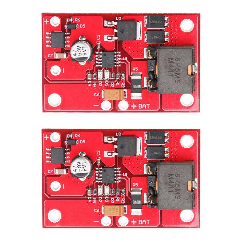 1 zelle Lithium-Batterie Lade 3,7 V 4,2 V CN3791 MPPT Solar Panel Regulator Controller E65B