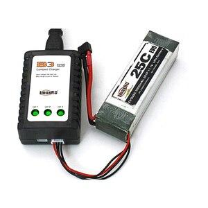 Image 5 - Cargador de batería LIPO RC Imax B3, cargador de batería Lipo 2s 3s para LiPo RC, 10 unidades/lote, 7,4 v, 11,1 v, EU & US
