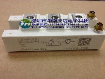 SKM100GB125DN SKM195GB126DN SKM145GB128DN Germany imported modules--HNTM