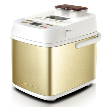 Automatic Bread Maker Household Bread Making Machine Multifunction Ice-cream Function Bread Baking Cooking Tool Toaster bread machine the bread maker uses fully automatic and multifunctional intelligence sprinkled with fruit cake