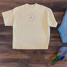 Kanye West & VOUS présent le Dimanche service T-shirts Hommes Femmes 1:1 Meilleure Qualité Surdimensionné Saison 6 Top T-shirts T-shirts
