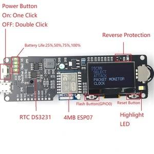 Image 2 - DSTIKE WiFi Deauther OLED V6