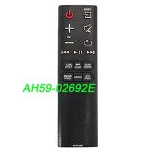 AH59 02692E controle remoto para samsung sistema de áudio soundbar ah59 02692e PS WJ6000 HW J355 HW J355/za HW J450 HW J450/za