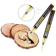 Wood Burning Pen Scorch Burned Marker Pyrography Pens for DIY Projects Fine Tip Tool