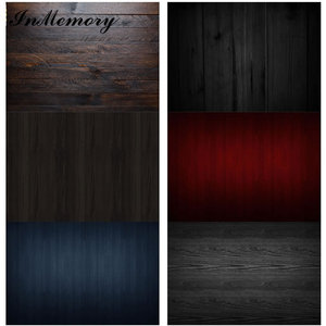Image 1 - InMemory 60x40cm Wood Board Texture Wooden Floor Plank Backdrop Vinyl Food Photography Background For Photo Studio Photophone
