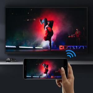 Image 5 - صندوق تلفزيون Transpeed بنظام أندرويد 10.0 وبلوتوث, يأتي معه خاصية المساعد الصوتي لجوجل وإمكانية عرض بدقة 6K 3D وإتصال Wifi 2.4 4G&5.8G مع ذاكرة 4GB 64GB وبلاي ستور صندوق علوي سريع جدا