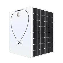 цена на Boguang 16V 100 watt flexible solar panel 100 w Back junction box or front junction box white back panel or black back panel