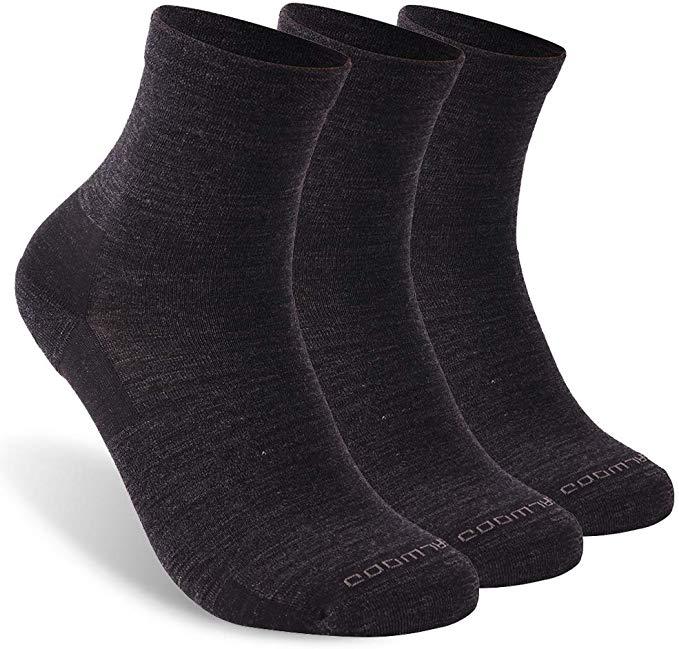 3 pair black