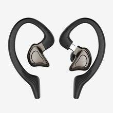 Auriculares TWS con Bluetooth 5,0, Auriculares deportivos impermeables estéreo con micrófono Dual y reducción de ruido CVC