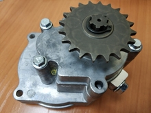 1x Aluminum Alloy Motorcycle Transmission Gear Box For 49CC 2-Stroke/4-Stroke Engine Mini Pocket Bike ATV PetrolScooter Chopper