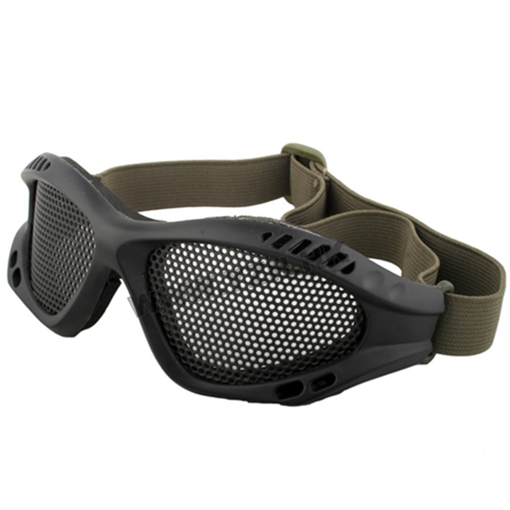 Emersongear Emerson Hunting Hiking Airsoft Net Tactical Shock Resistance Eyes Protective Outdoor Sports Mesh Glasses Goggle