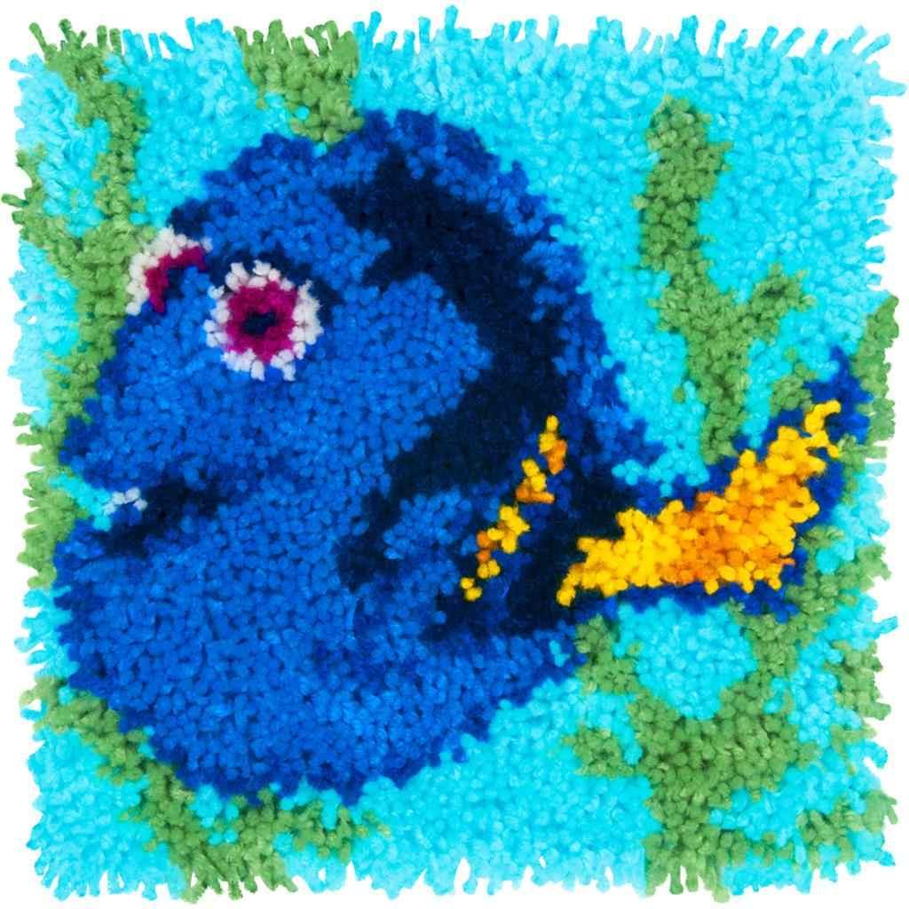 Butterfly Karpet Bordir Dijual Set Cross-Stitch Bantal Kait Bantal Bordir Karpet Melakukannya Sendiri Diy Karpet Menjahit
