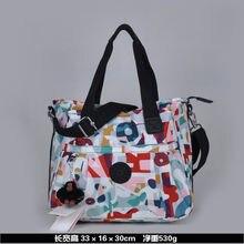 NEW Luxury Messenger Kiple Waterproof Bags Original Nylon Shoulder Casual Ladies Handbag Travel Tote Schoolbag Women's Crossbody