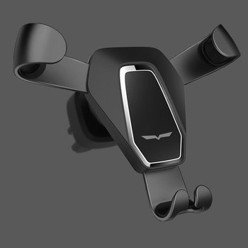 Car Phone Holder Car Universal Air Outlet Snap-on Navigation Seat Mobile Phone Support Frame
