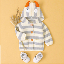 Coat Jacket Baby-Boys-Girls Clothing Infant Winter Children's Warm Autumn Hooded Outfits